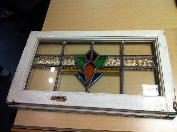 Stained Glass Wood Frames