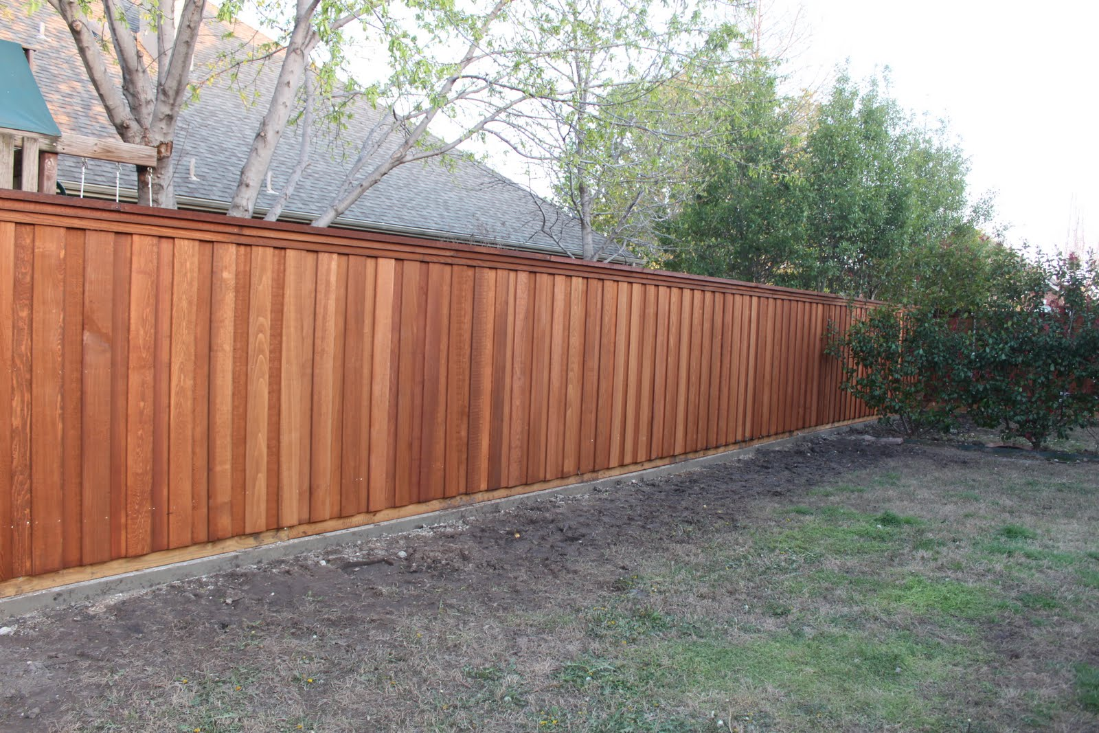 It s my life the new fence