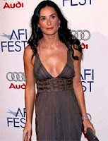 Celebrity Beauty Secrets - Demi Moore