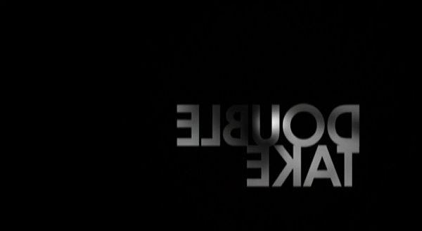 Double Take title screen