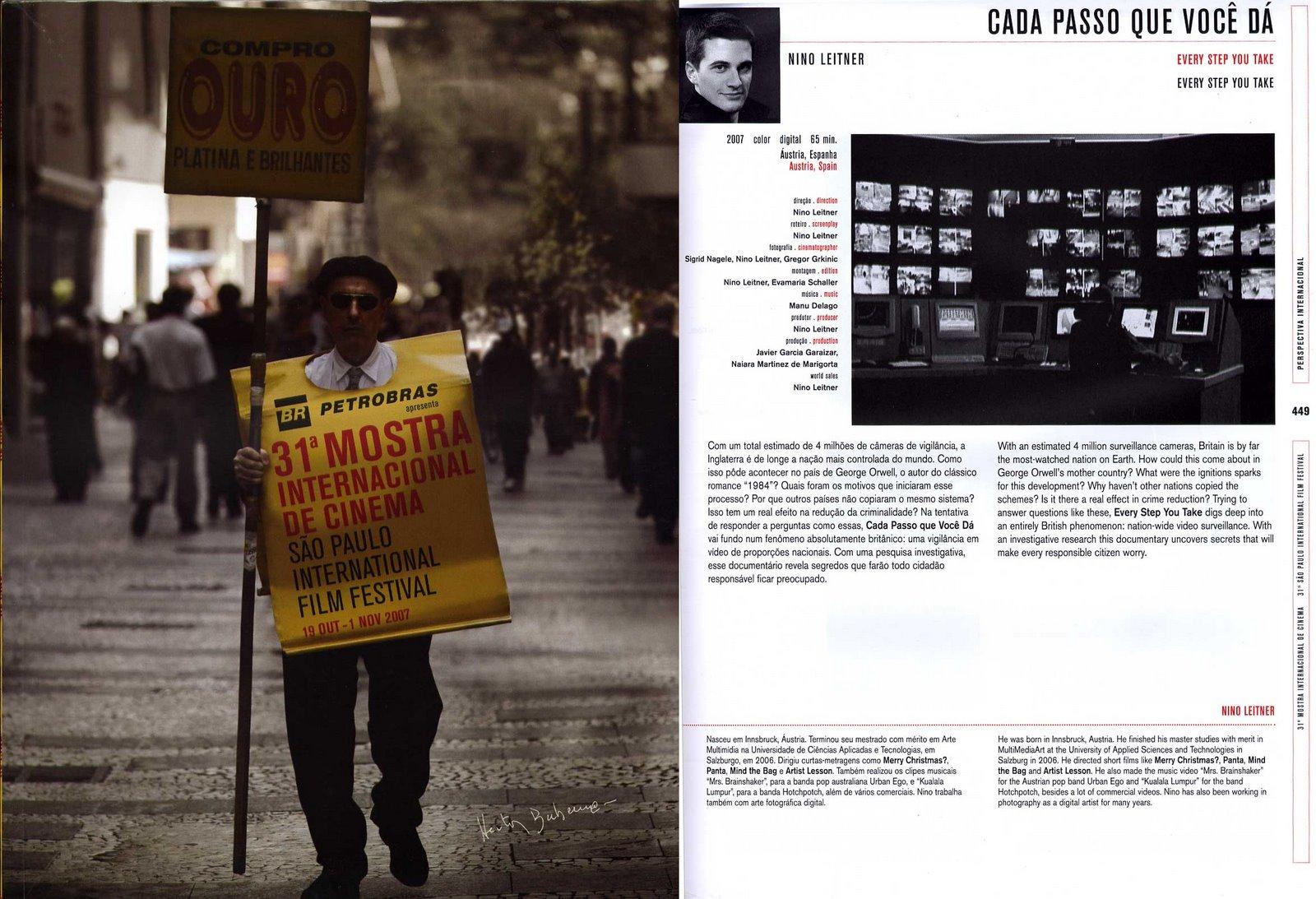 [31a+Mostra+Internacional+de+Cinema+São+Paulo+-+Official+Printed+Catalogue+-+page+449+(Cada+passo+que+voce+dá+-+PortugueseEnglish)]