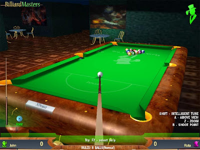 Billiard 3D Free For PC