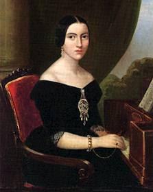Retrat de Giuseppina Strepponi