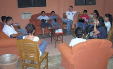 Youth Group in Guatemala
