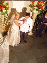 casamento do Papai e da Mamãe