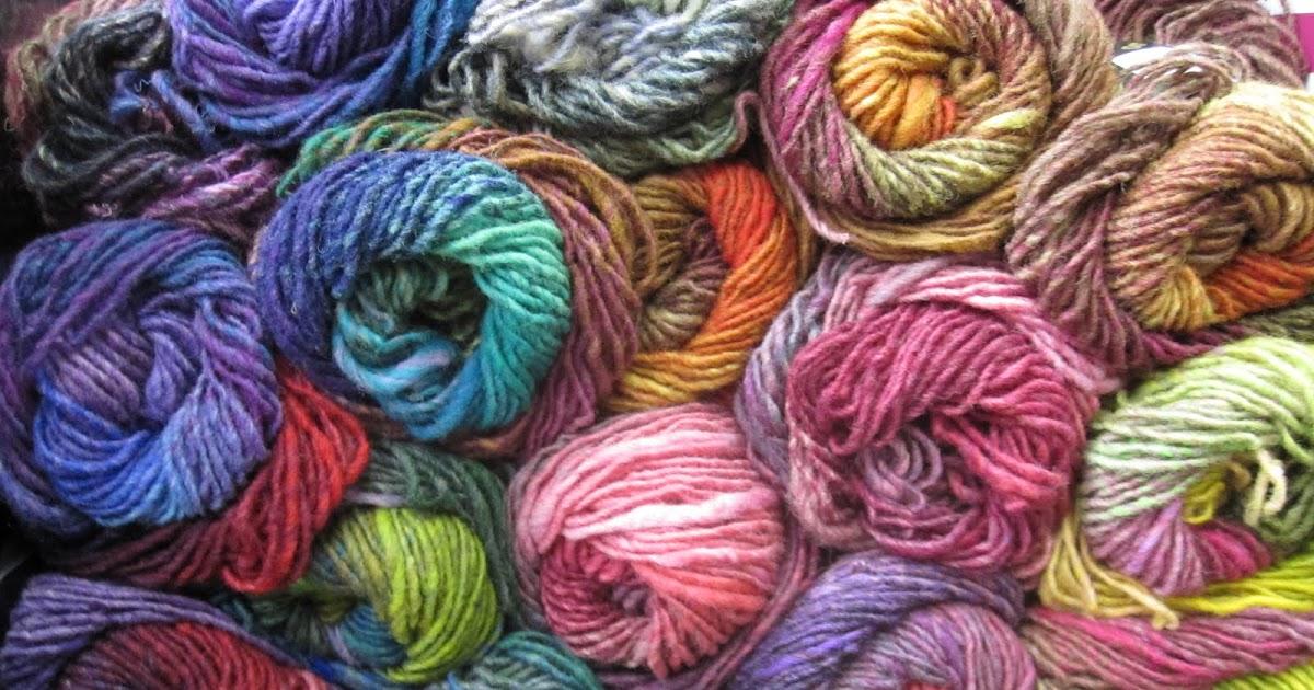 Yarn Shop Fashion Distruct