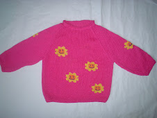 Chaleco Flores - ( FLOWERS PULLOVER )