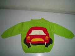 CHALECO AUTO- (CAR PULLOVER)