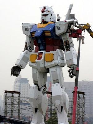 Gundam Shizuoka RX-78-2 1:1