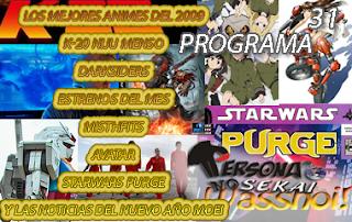 Persona No Sekai Wasshoi! Podcast Programa 31