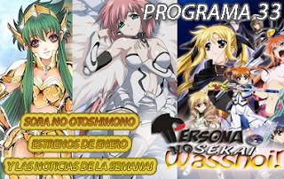 Persona No Sekai Wasshoi! Podcast Programa 33