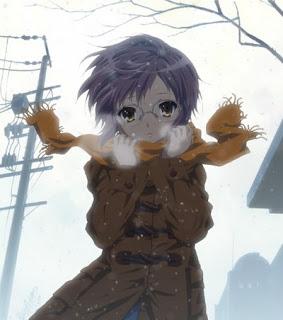 Suzumiya Haruhi no Shoushitsu Movie Anime