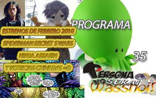 Persona No Sekai Wasshoi! PodCast Programa 35