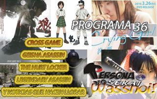 Persona No Sekai Wasshoi! Programa 36 Podcast
