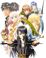 Tale of Vesperia Anime