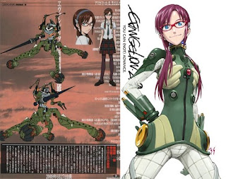 Evangelion 2.0 You Can [Not] Advance - Mari Illustrious Makinami