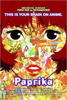 Paprika live action.