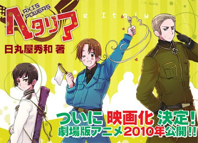 Hetalia Movie