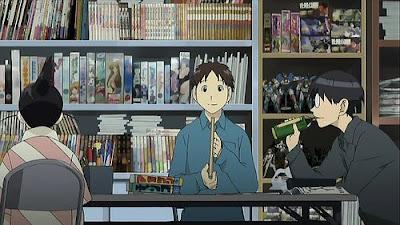 Tokyo International Manga Library