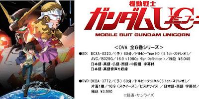Gundam Unicorn - Unicorn no Hi