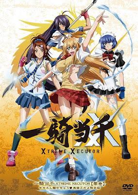 Ikkitousen Xtreme Xecutor Anime