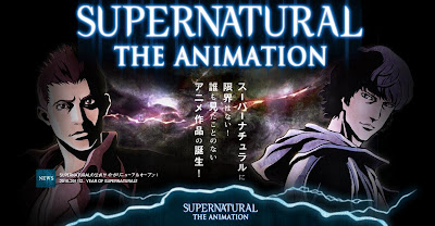 Supernatural The Animation Madhouse