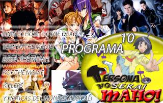 Persona No Sekai MaHo! Programa 10 Podcast