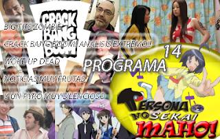 Podcast Persona No Sekai MaHo! Programa 14 - Rosario Argentina