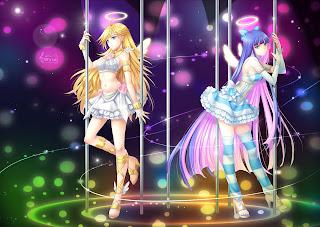 Panty & Stocking whit Garterbelt Anime reseña