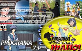 Persona No Sekai MaHo! Programa 23 Podcast