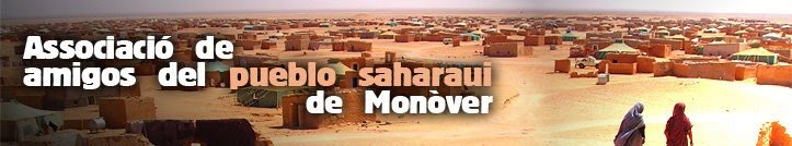 Amigos del pueblo saharaui de Monòver