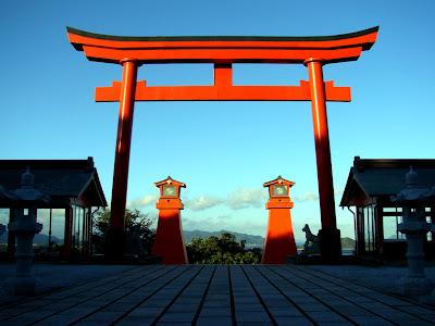 Fukutoku Inari Jinja, Yamaguchi Prefecture