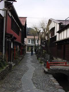 Quiet street, Gujo Hachiman