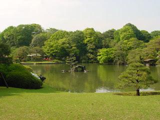 Rikugien Gardens, Bunkyo Ward, Tokyo
