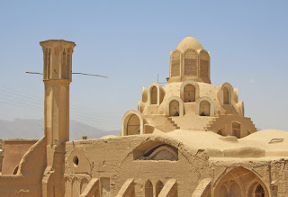 Kashan traditional house