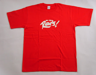 Be The Reds T-shirts