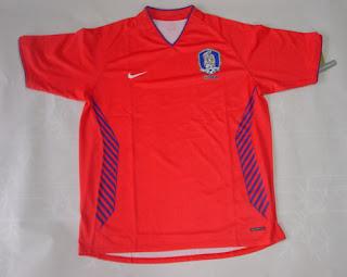 Korean national team jersey