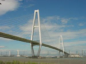 Ise Wangan Expressway Bridge