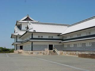 Gojikken Nagaya, Kanazawa Castle