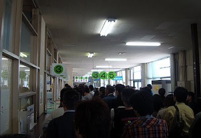 Renewing A Driving License in Japan