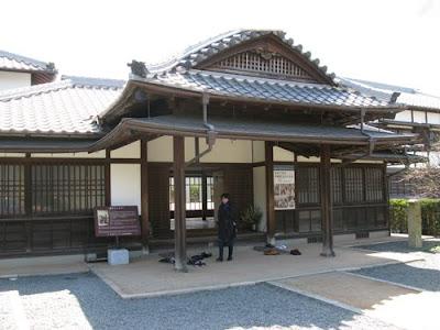 Ito Hirobumi Second Residence Hagi
