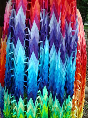 Thousand Origami Cranes