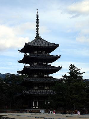 Kofukuji Temple Nara