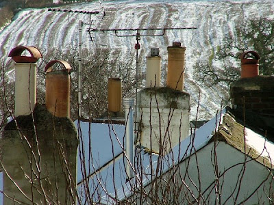 Devon Winter Weather