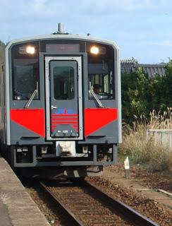 JR Train, Shimane