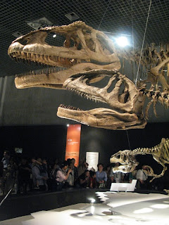 Dinosaurs of Gondwana.
