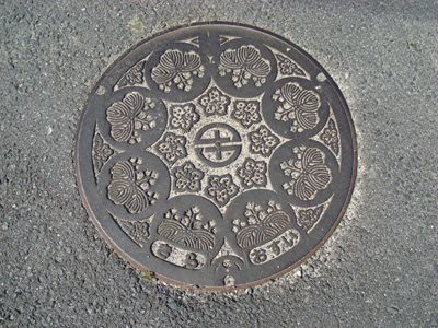 Kira Manhole Cover