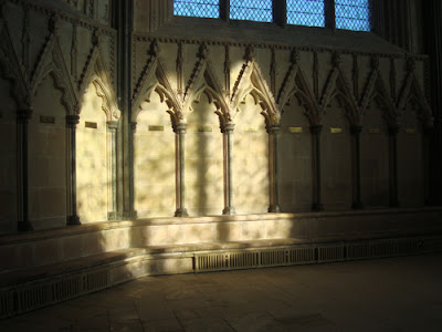 Chapter House, Wells Cathedral