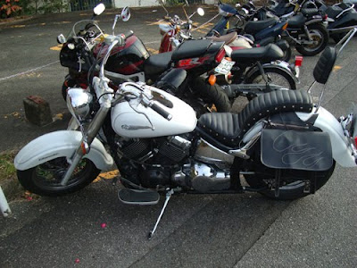Japanese Motorbikes