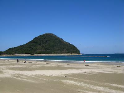 Kikugahama Beach Hagi Yamaguchi